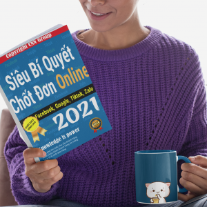 mockup of a woman reading a book and holding a two toned 11 oz mug 28473